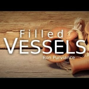 Filled Vessels – Ron Purviance