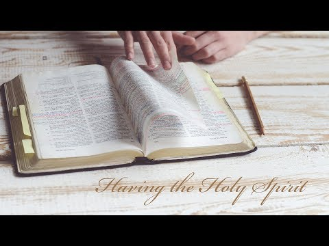 Having the Holy Spirit – with Allen and Daniel