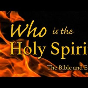 Who is the Holy Spirit? The Bible and EGW – with Daniel Mesa