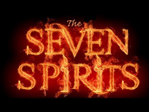 Seven Spirits of God in the Revelation
